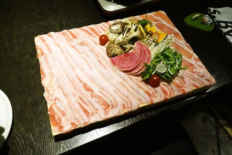 『てじ菜』しゃぶギョプサル(しゃぶしゃぶ)食べ放題がイイ!凄くイイ!!@秋葉原