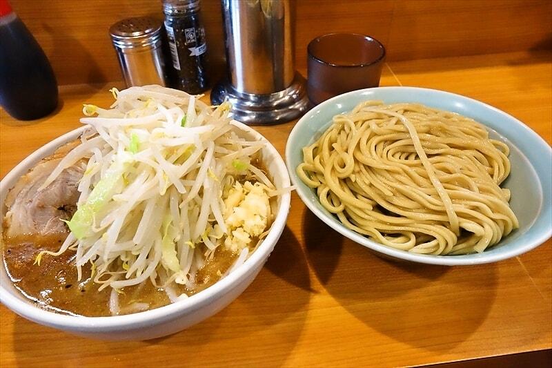 """【つけ麺】夏は""""シークァーサーつけ麺""""とかどうでしょう?@『野猿二郎』【八王子】"""
