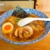 『らーめん浅沼屋』なんとなく鶏白湯と魚介な醤油ラーメンを食す@相模原