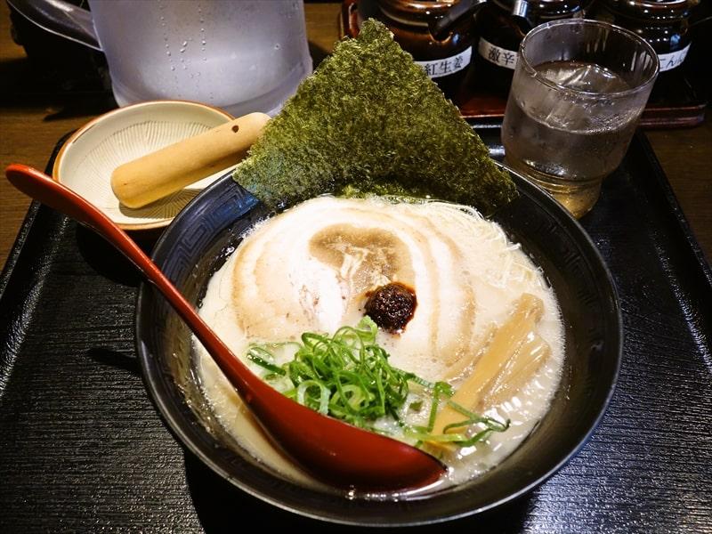 """秋葉原『だるまのめ』毎月8日は""""だるまらぁ麺""""が500円ですってょ?"""