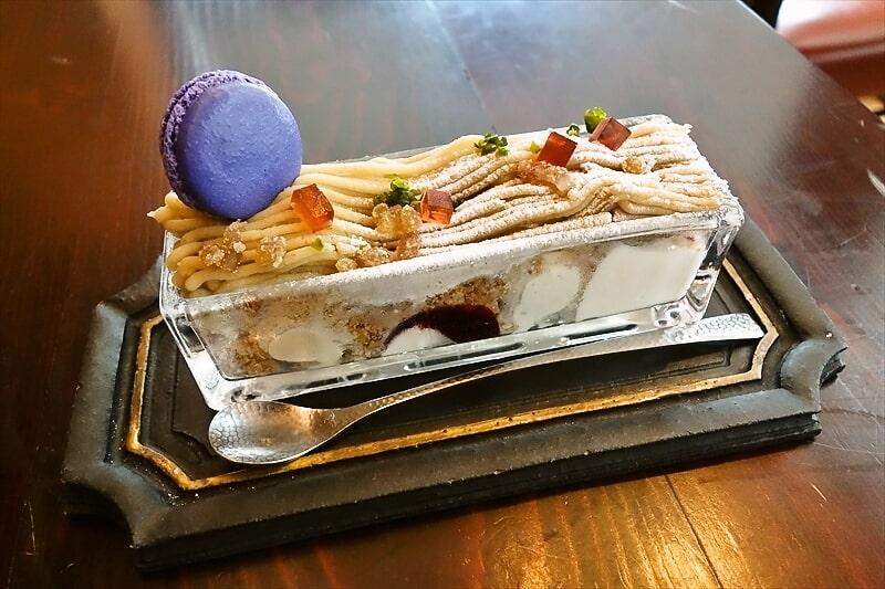 【Instagram】『カフェ中野屋』で栗っぽいパフェ的な何かを食す!@町田【映えるじゃない】