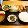 『炭喰』鶏の唐揚げ食べ放題&総菜食べ放題&ドリバー付きで800円@相模原