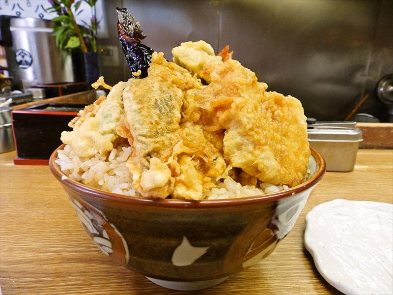 横浜『豊野丼』関東で一番美味しい天丼の店でランチしてみた