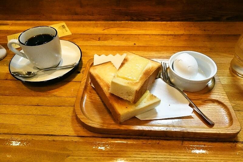 【喫茶店】珈琲館『樹里』でモーニングセットを食す!@相模原