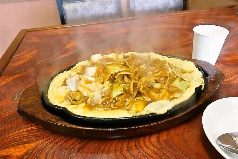"""『ジュー文華』で餃子と""""もつジュー""""を食べたら美味しかった件"""