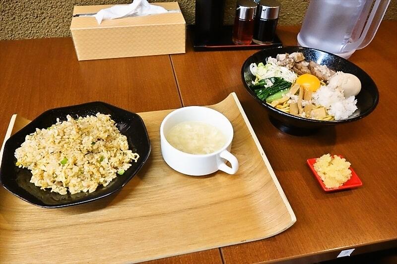 """【コング】『59KONG』""""店長チャーハン""""&""""得まぜ麺""""を食す!@相模原【閉店】"""