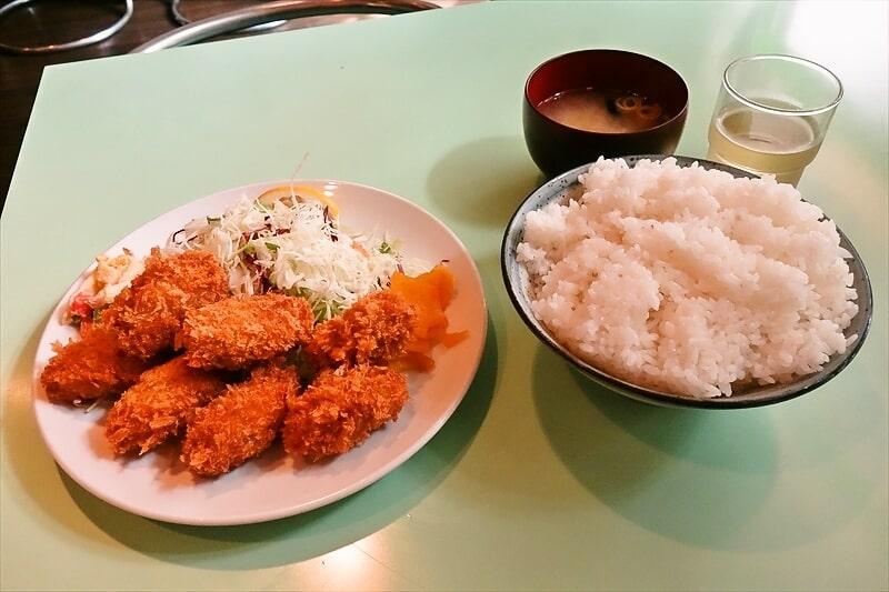 【牡蠣フライ】桜美林生なら『サクランボ』でランチするじゃない?@町田【定食】