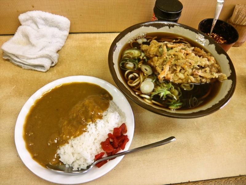 秋葉原『岩本町スタンドそば』蕎麦屋のカツ丼って美味しいんじゃね?