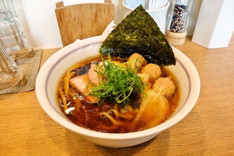 【手打ち】相武台の『太賀110』でワンタン麺を食べる日@相武台【自家製麺】