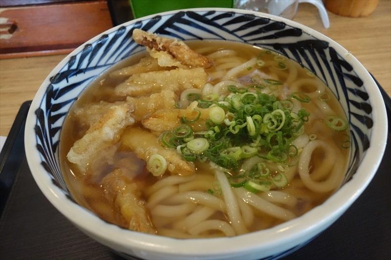 博多うどんの『ウエスト』は蕎麦3玉まで同一料金!うどんも食べてね!!@町田