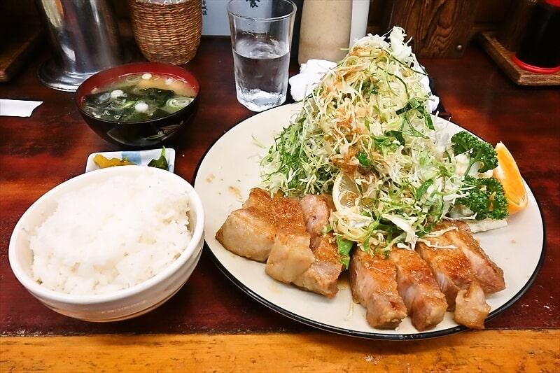 『とんかつ赤城』のポークソテーも食べて欲しい。切実に。@相模原