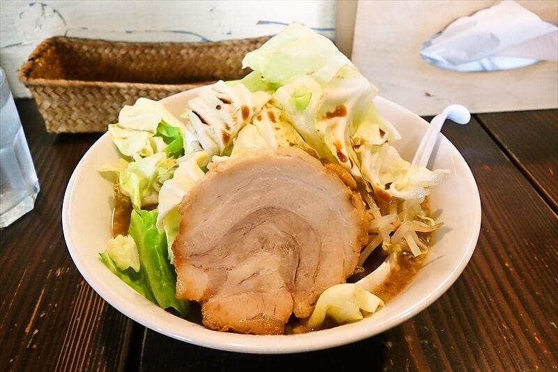 『プメハナ』で久し振りに『J-LOW麺』を食べてみたで御座る【閉店】