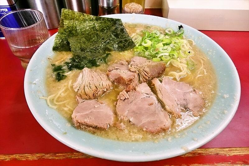 ワークマンを着て日本一美味しいラーメンショップに行く時@牛久結束店