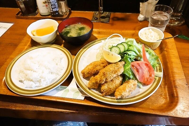 相模原で美味しいカキフライを欲したら『レストラン榛名』に行けばガッツ石松(OK牧場