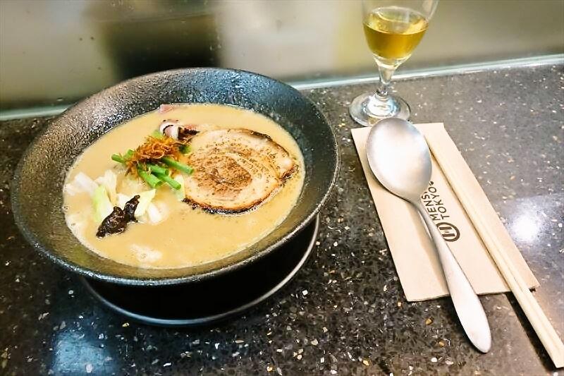 バンコクで一番美味しい『MENSHO TOKYO』でラーメン全種類食べる