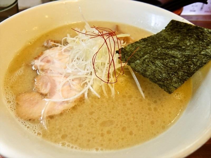 麺屋蓮花塩とんこつらーめん1