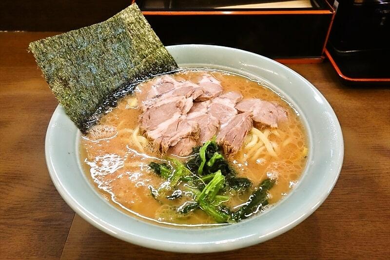 【寿々㐂家】『寿々喜家』で王道の家系ラーメンを食べたら美味しかった件【横浜】