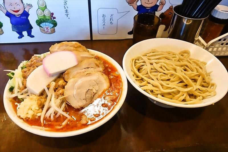 """2019年G系初めは『麺屋 歩夢』の""""小豚つけ麺""""でどうでしょう?"""
