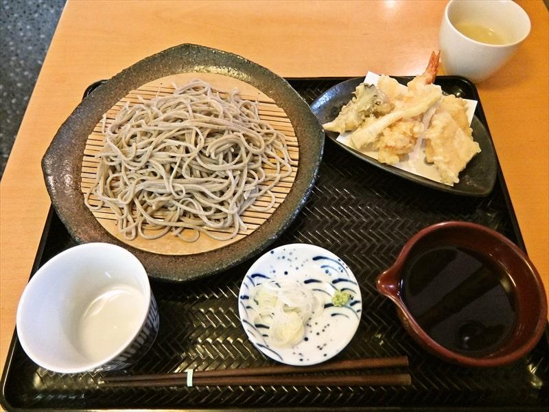 """町田『初空』で美味しい手打ち蕎麦&""""筍の天麩羅""""を頂きました"""