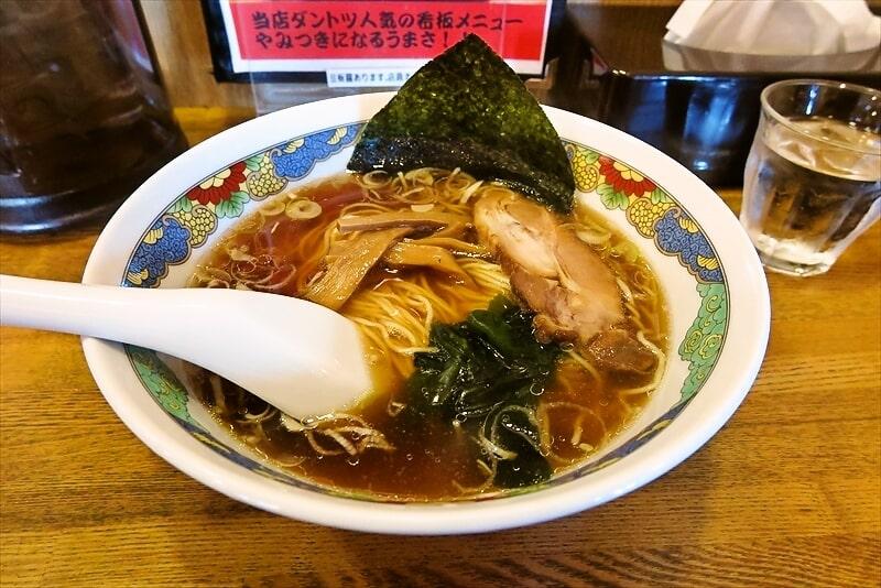 『らーめん宝龍』毎週金曜日のランチはラーメン500円ですってよ、奥さん!@町田