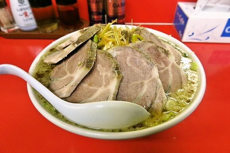 『けーちゃんラーメン』味噌チャーシュー麺大盛り的な何か@相模原