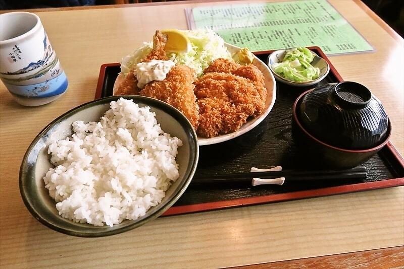 小田急相模原の『ことぶき』で日替わり定食を食べたら美味しかった件