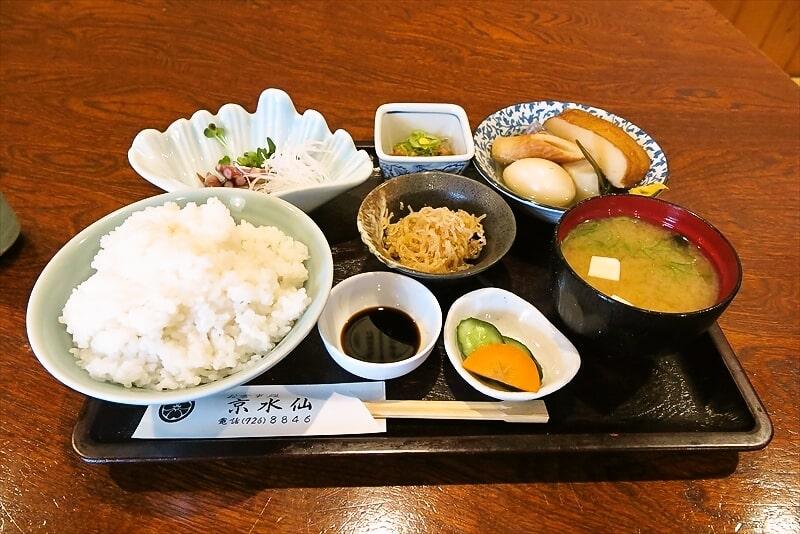 『京水仙』でサービスランチを食べてみた@町田