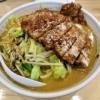 『麺工房マルオ』ロース味噌たんめん的なラーメンを食べたら美味しかった件@町田