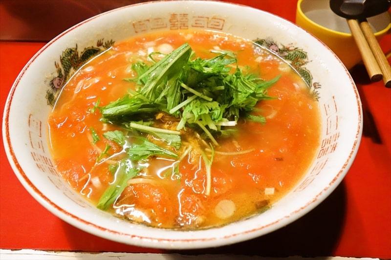 """『ジャカルタラーメン』で""""トマトラーメン""""的な何かを食す!@座間市"""