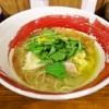 『麺ダイニング 旬彩』真鯛塩SOBA的なラーメンを食べる@小田急相模原