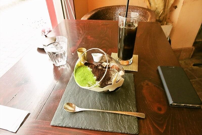 『和カフェ中野屋』として復活!パフェを食べに行ってみた!@町田