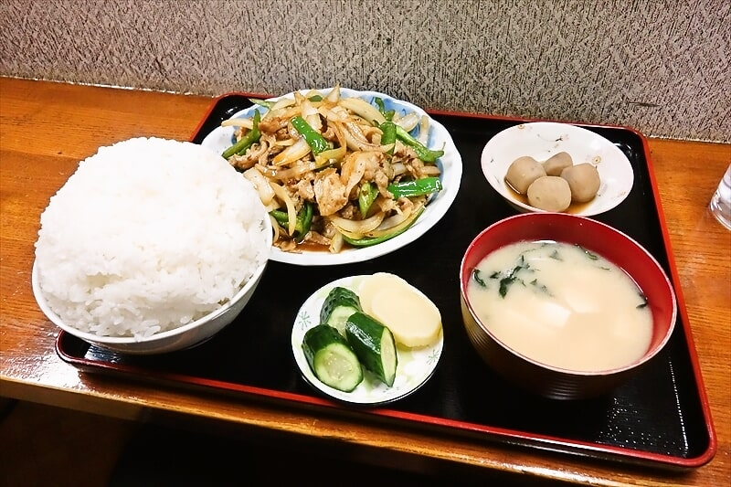 【デカ盛り】『奄美』でスタミナ定食大盛りを食べたら(略@相模原