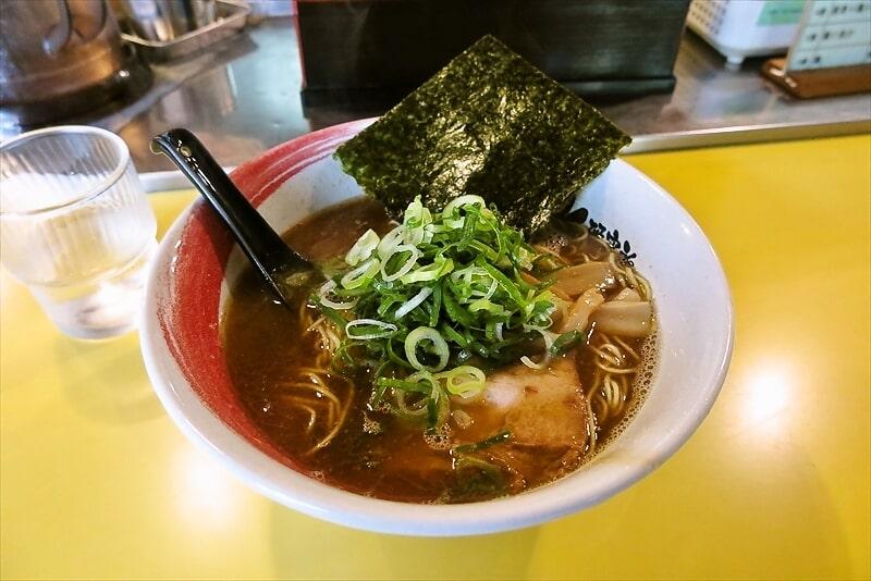 """『らーめん研究所』で""""黒醤油4番""""的なラーメンを食す@厚木"""