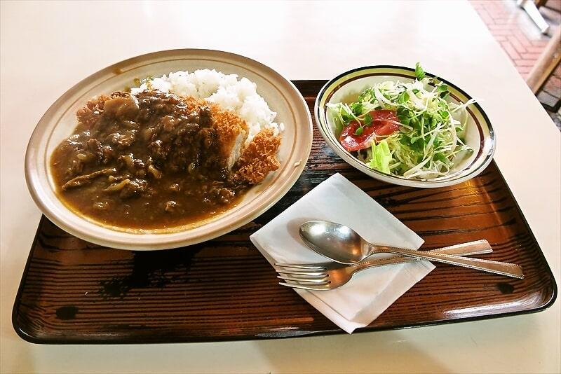 『キッチンたちばな』牛スジたっぷりなカツカレーが美味しかった件@相模原