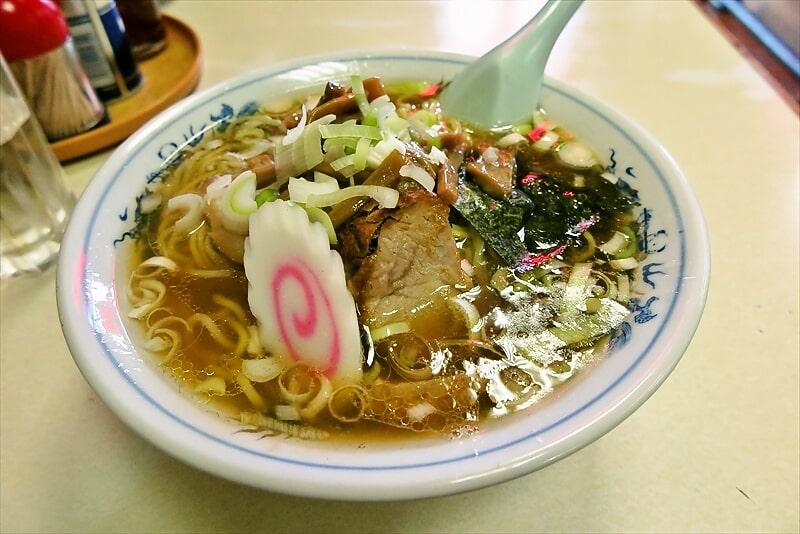 『中華料理 大勝軒』で500円のラーメンを食べたら美味かった@相模原