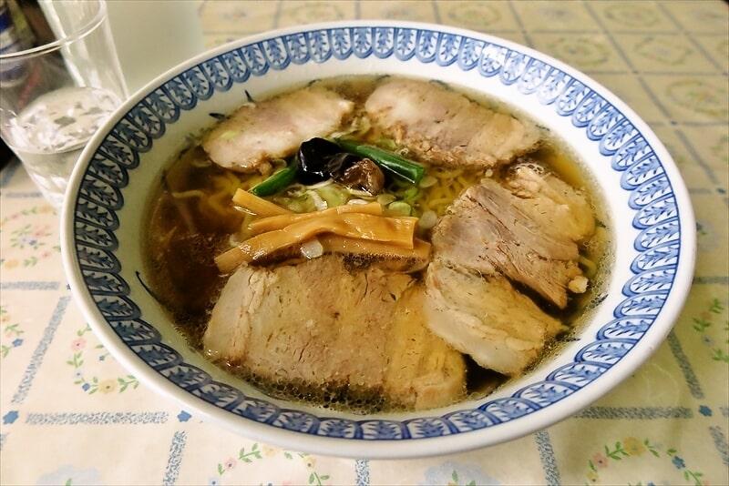 『富士屋』湧き水を使ったラーメンを食べに大垂水峠を目指す!@相模原