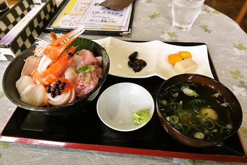 『むらさ伎』(むらさき)特製海鮮丼を食べに行って来た@相模原