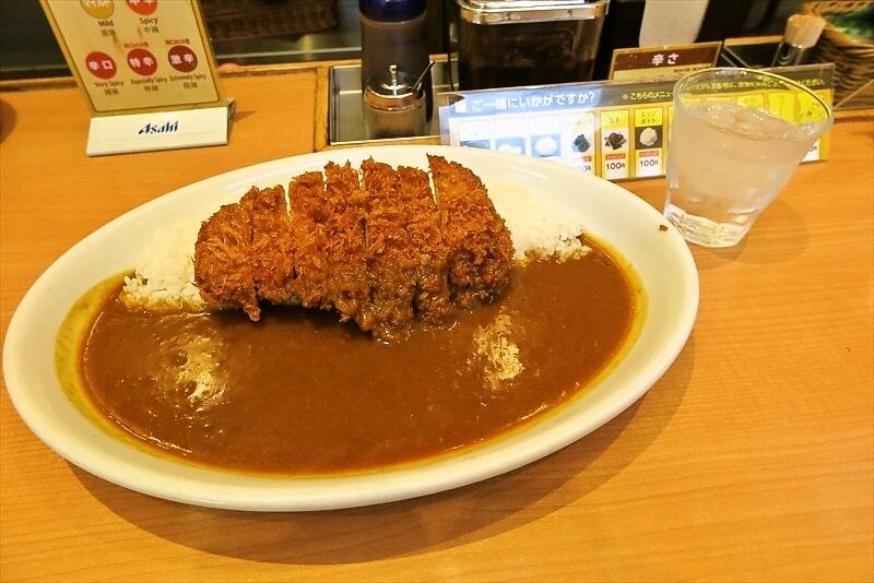 【松屋】『マイカリー食堂』のロースかつカレー550円は有りだと思う