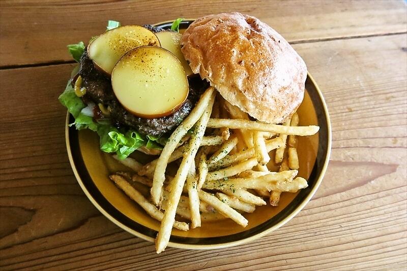 【スタンプ】『STUMP』のハンバーガーって美味しいんじゃね?【宮ヶ瀬】