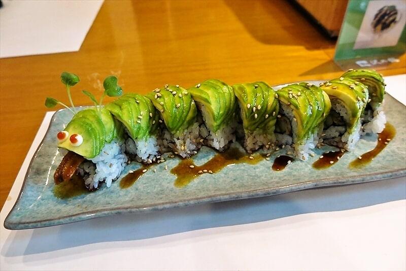 【寿司ロール】『SUSHI 51』でドラゴンロールを食べる日@座間【USA】