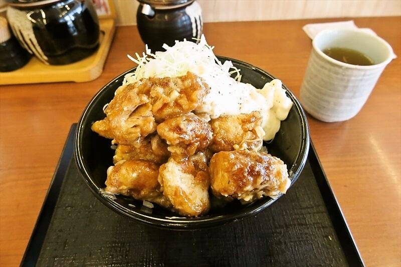 相模原の『からやま』でタルタルまみれ丼を食す時!