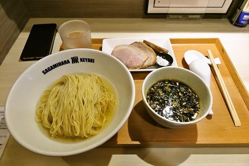 """【けやき】小田急相模原『欅』で""""つけ麺""""を食べたら美味しかった件"""
