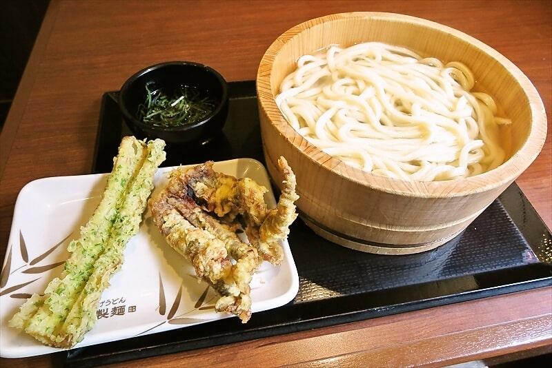 【半額】毎月1日は『丸亀製麺』釜揚げうどん半額なので行ってみた@相模原