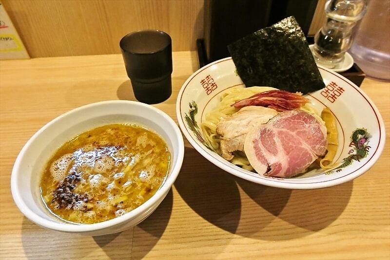 2019年『中村麺三郎商店』鶏豚白湯つけ麺が始まったので御報告@相模原