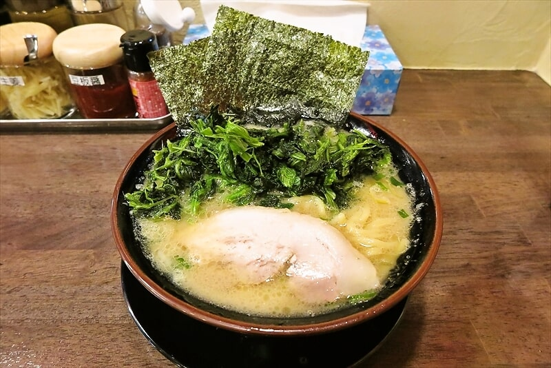 町田に横浜家系ラーメン『森野家』がオープンしたので御報告