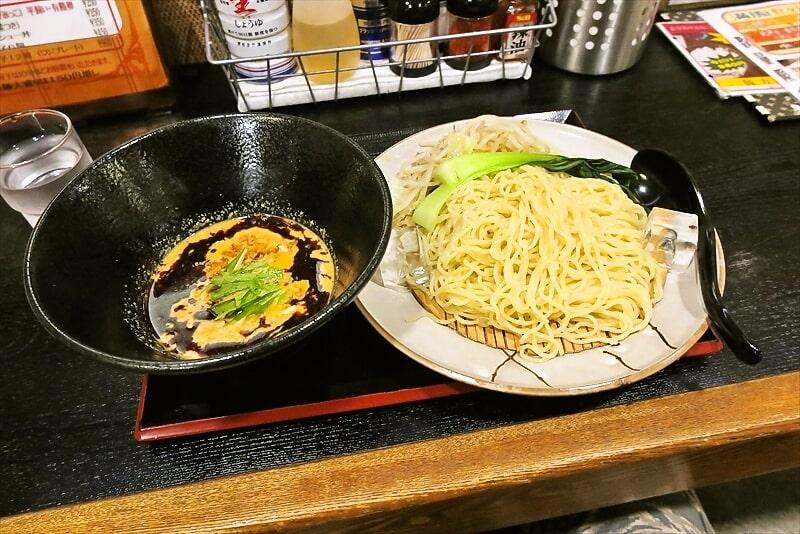 『らーめん山猫亭』冷し担々麺的なラーメンを食べて来ました@相模原