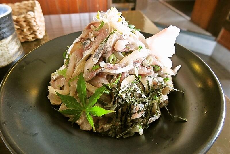伊豆下田ら辺で海鮮丼を欲したなら『勝』でアジのタタキ丼!