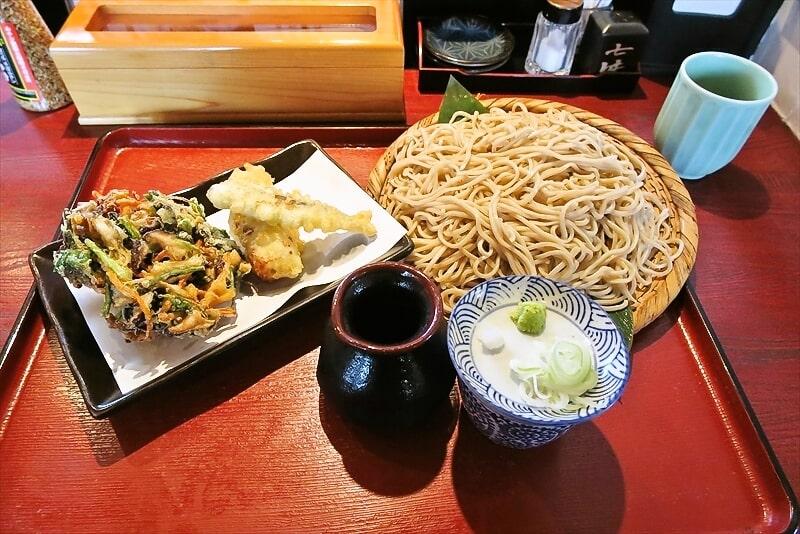 """日本そば『山桜』で""""せいろ大盛り""""的な蕎麦とかどうでしょう?@町田"""