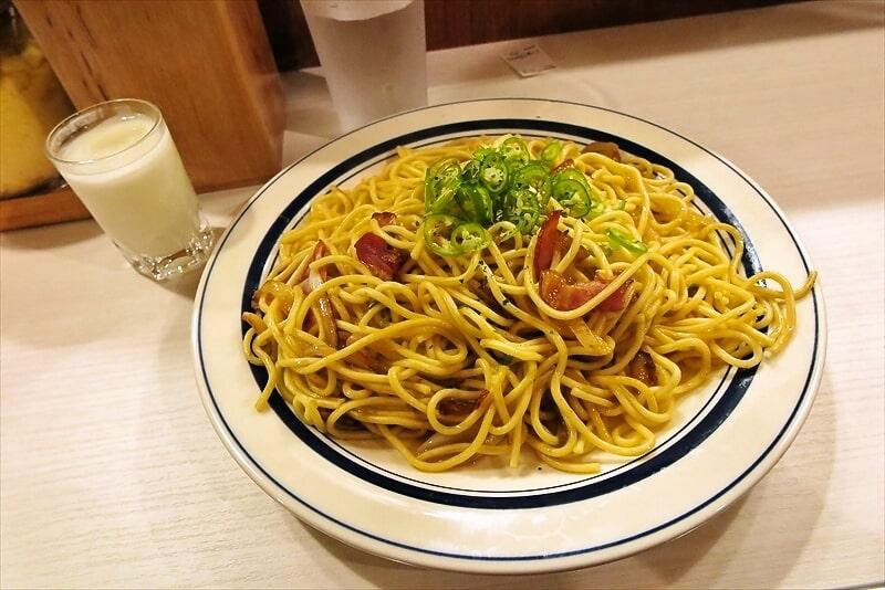 町田『青とうがらし』青とうがらしのペペロンチーノ爆辛を食す!