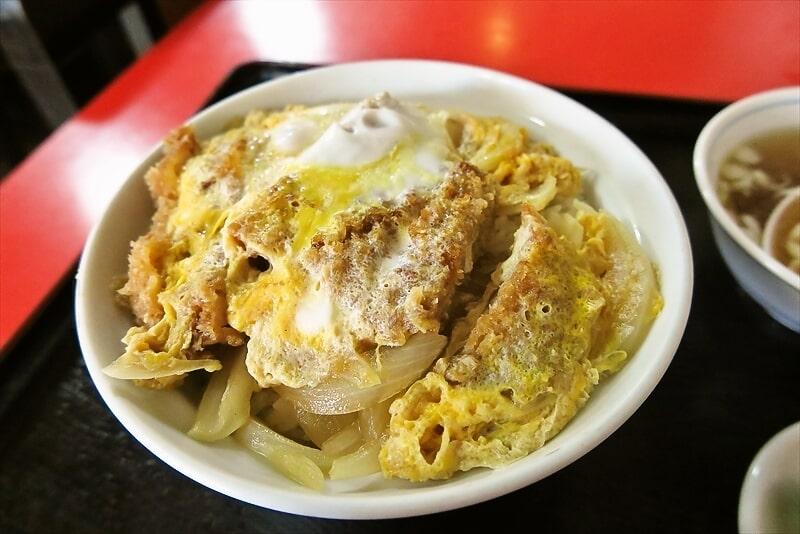 座間『福富』で中国料理をスルーしてカツ丼を食べる功罪